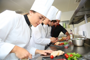 Preparez Votre Bac Pro Cuisine Sur Des Sites De Vacances